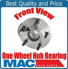 1) 100% New Front Wheel Bearing Hub Assembly for 4 Wheel Drive 06-09 Durango 4x4