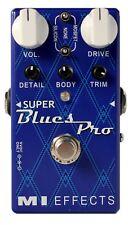 MI Effects Super Blues Pro, NEW W/ WARRANTY! FREE 2-3 DAY S&H IN THE US! audio