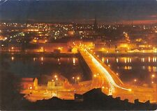 B102164 derry historical city reflections on the river  northern ireland