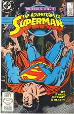 ADVENTURES OF SUPERMAN 436-447 COMPLETE 1987 ISSUES- DC COMICS *FREE UK POSTAGE*
