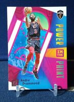 2020-21 Donruss Andre Drummond Power in the Paint #7 Cleveland Cavaliers