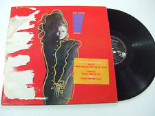 Janet Jackson – Control - Disco 33 Giri LP Album Vinile GERMANIA 1986 Synth/Pop