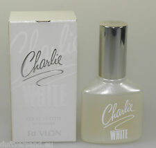 Revlon CHARLIE WHITE WOMAN 30 ml Eau de Toilette EDT Spray Nuovo OVP