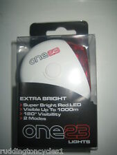 One23 Bike Cycle Extra Bright 1 LED Rear Light