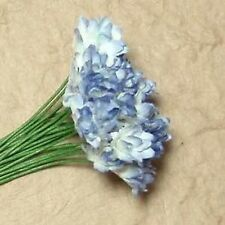 20 PURPLE GYPSO FLOWERS FOR CARDS OR CRAFTS