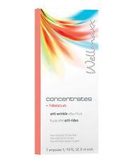 Wellmaxx Gesichtspflege concentrates Ampullen + Hibiskusextrakt 7 X 2 ml,5500505