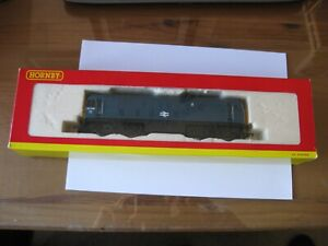 HORNBY R2237A CLASS 25 25056 Bo Bo BR BLUE BOXED MADE CHINA SEE PHOTOS