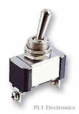 10x Miniature Toggle Switch SPDT SPCO Hobby Model Railway UK STOCK Location= 900