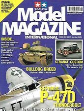 Tamiya Model 102 P-47D Thunderbolt Skybow M41 LCM(3) Ford Coupe Peterbuilt