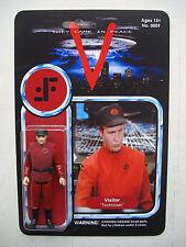 "Visiteur technicien custom figure MOC V ""VISITEUR"" vintage sci-fi tv show"