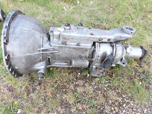 TR3 TR4 TR5 TR250 TR6 OVERDRIVE GEARBOX A TYPE