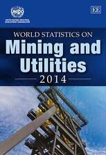 Welt Statistiken über Bergbau und Utilities 2014