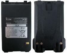 New Oem Icom Bp 265 Li Ion Battery For F3001 F4001 F4101d F3101d Radios Bp265