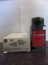 New Allen Bradley 802T-APD Oil tight Limit Switch Series J NIB
