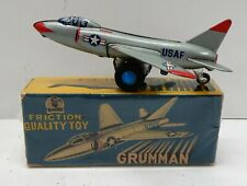 Friction Grumman F11-F-1 MIB made in Japan by SSS