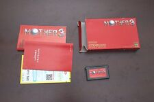 Nintendo GAme Boy Advance  MOTHER 3 boxed Japan Import GBA game US Seller