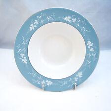 Royal Doulton Fine China REFLECTION T.C. 1008 Rimmed Soup Bowl(s) EXCELLENT