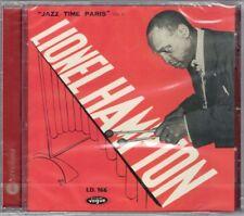 Lionel HAMPTON JAZZ TIME PARIS Vol.4 5 6 Free Press Oui Blue Panassie More Crazy