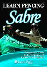 Apprendre escrime-SABRE Book-A Beginner's Guide