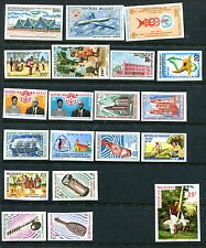 Group MNH Malagasy Imperfs (Lot #b77)