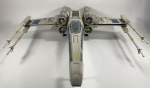NO FIGURE Antoc Merrick X-Wing Star Wars RogueOne Vintage Collection