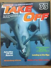 Take Off Magazine #33 - Jet And Rocket Fighters Of World War II