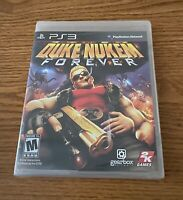 Duke Nukem Forever PS3 RARE Playstation Video Game NEW