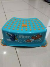 Finding Dory Step up Stool kids, Toddler toilet Stool up 100kg