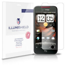 iLLumiShield Anti-Bubble/Print Screen Protector 3x for HTC Droid Incredible