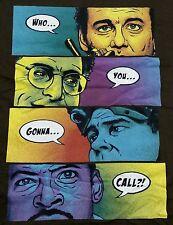 """Who You Gonna Call?"" Ghostbuster Venkman Spengler Men's Large Shirt Shirtpunch"