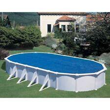 Bache thermique 180 micron 7.30 x 3.70 metres pour piscine hors sol