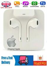 Genuine Apple iPhone 7/8/X Lightning EarPods Headphones EarPhones Handsfree UK