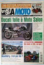 LVM - La Vie de la Moto n°347; 15/11/2003; Ducati Folie à Moto Salon/ Terrot 750