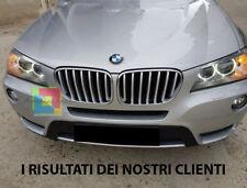 COVER GRIGLIA ANTERIORE BMW X3 F25 2010-2014 LOOK RESTYLING M 14 PEZZI .-.