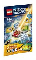 Lego 70372 - Nexo Knights - Ultimate Knights - 1 Wave Bustina 5 Nexo Powers New