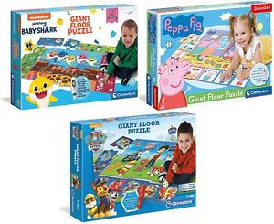 Giant Interactive Floor Puzzles with Electronic Pen Character Jigsaws