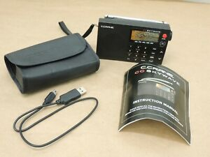 C.CRANE CC SKYWAVE RADIO, AM,FM,SHORT WAVE, WEATHER, ALERT, VHF BAND