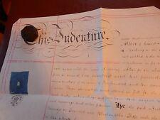 museum qual  Manuscript on vellum 1876 KINGSCLERE HAMPSHIRE  HEADLEY COMMON