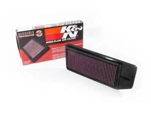 K&N  Air Panel Filter suits Honda Accord & Accord Euro 02-08 4 Cylinder