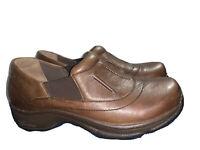 Dansko Kappy Women's Sz 39 EU 8.5-9 US Slip On Shoes Clogs Slip Resistant