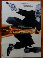 JASON STATHAM THE TRANSPORTER Orig. Filmplakat