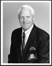 ~ Bill Walsh LOT 3 Original 1990s NBC Photos Stanford San Francisco 49ers Coach