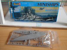 Modelkit Revell Miniships Scharnhorst on 1:1200 in Box