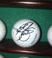 Rickie Fowler Authentic Signed Golfball
