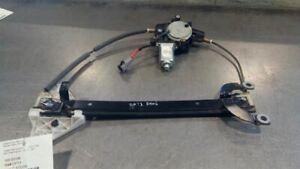 Back Glass Regulator Crew Cab Power Sliding Fits 05-12 TITAN 7814332