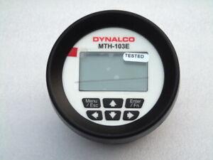 NOS NEW NIB DYNALCO MTH-103E TACHOMETER HOURMETER RPM TRIP LCD DISPLAY UNIT