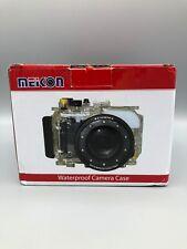 Meikon Waterproof Camera Case For Nikon V1 10-30mm 40m/130 ft