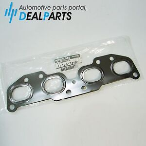 GENUINE Exhaust-Manifold Gasket 14036-JA00A (for 07-12 NISSAN Altima Rogue)