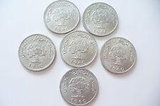 SUPERBE MONNAIE DE TUNISIE FDC - EN ALU - RARE 1960 (achat unitaire) !!!