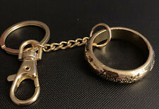 The Lord of the Rings- Saron's One Ring Key Chain with clip. New. Rare find.